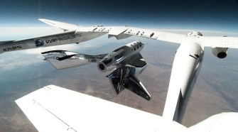 Virgin Galactic's SpaceShipTwo Completes Second Flight from Spaceport America