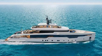 CRN ANNOUNCES THE SALE OF A NEW MEGAYACHT