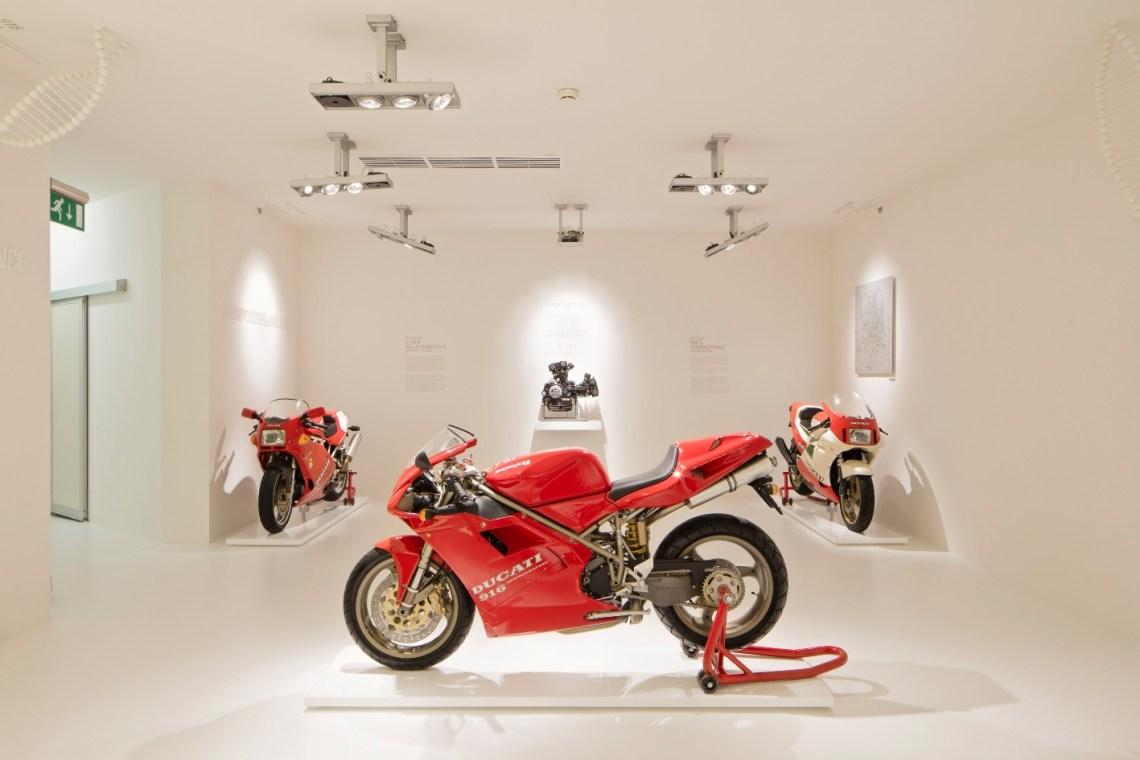 Ducati Museum - Room 3_UC32971_Mid