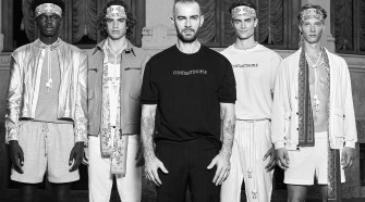 "Serdar and Milan's Parks for ""Constantinople"" - The SS21 Collection"