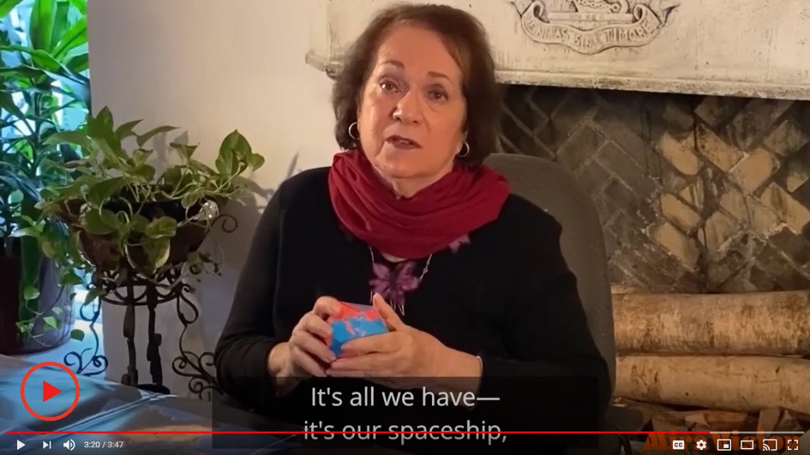 From Spaceship Earth: A Call-To-Action from Mira Lehr