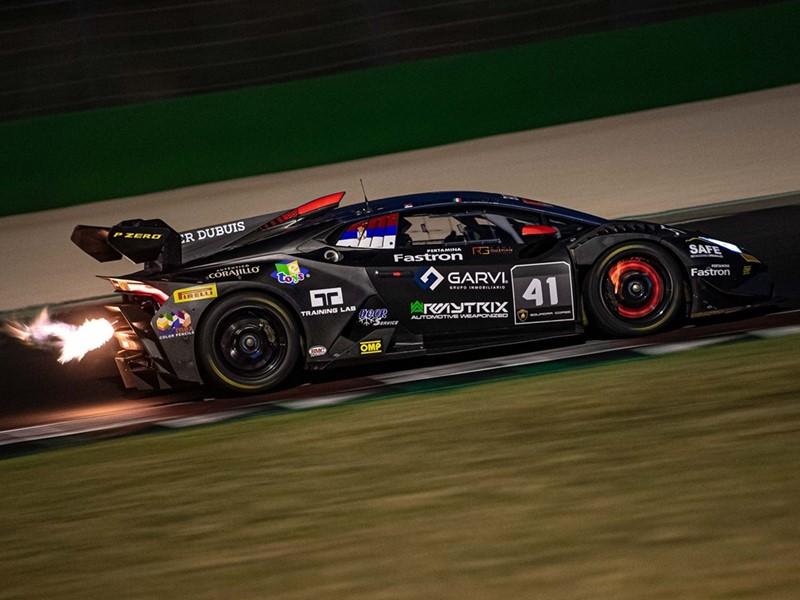 Lamborghini Supertrofeo Europe-Target Racing