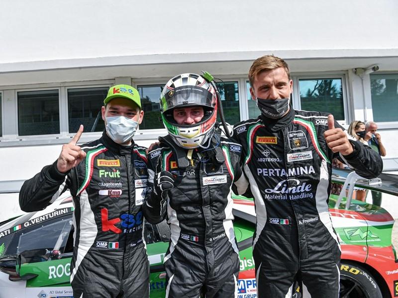 Frassineti Galbiati Venturini - Winners