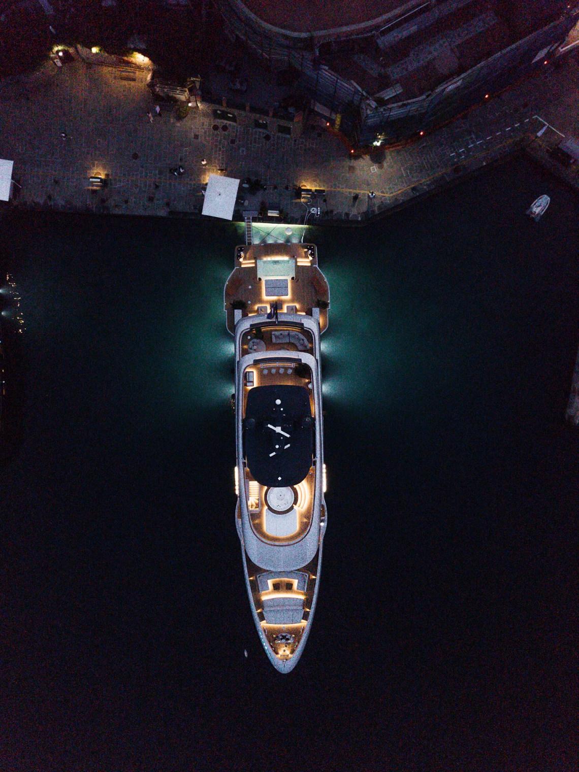 Benetti OASIS 40M debuts is Portofino