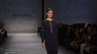 IDAN COHEN MERCEDES-BENZ FASHION WEEK FW 2015 COLLECTIONS