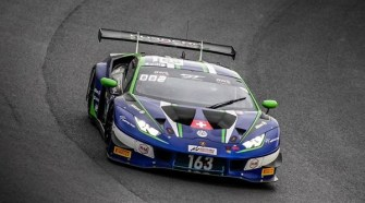 Lamborghini clinches first GT World Challenge Europe win of the year at Zandvoort