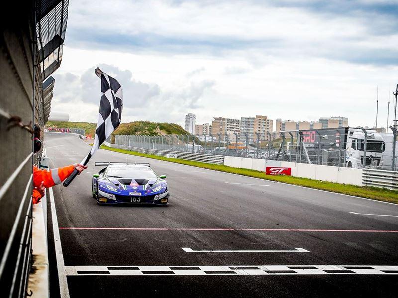 Lamborghini GT World Challenge Europe Zanvoort - Altoè Costa