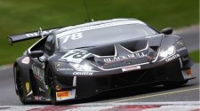 Lamborghini secures third win of British GT season at Brands Hatch