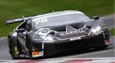 Lamborghini secures third win of British GT season at Brands Hatch