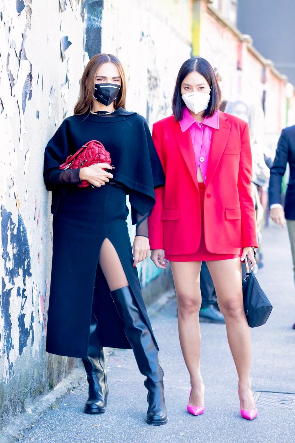 Tiffany Hsu & Evangelie Smyrniotaki