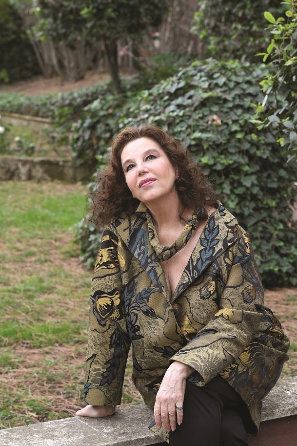 Stefania Sandrelli per Martino Midali_ADV Campaign (4)