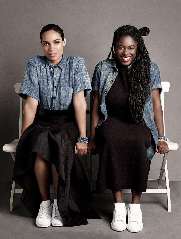 Rosario and Abrima - photo credit Joshua Jordan
