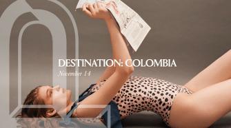 DESTINATION Colombia Runway Show
