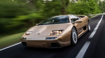 Lamborghini Celebrates The 30th Anniversary Of The Diablo