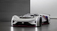 Team Fordzilla's Extreme P1 Virtual Race Car Make its Real World Debut