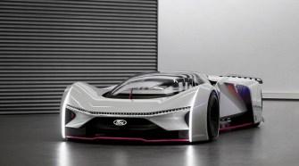 Team Fordzilla's Extreme P1 Virtual Race Car Make its Real World Debut