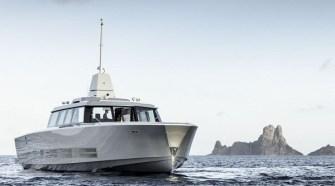 Alia Yachts unveils a 27m masterpiece