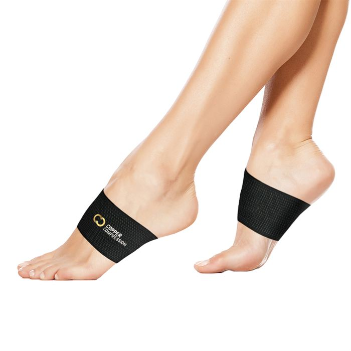 Arch Support Sleeve_Copper Compression