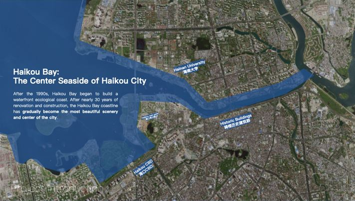 Haikou Bay Overview