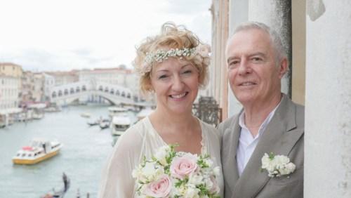 KARIN E LUCIANO MATRIMONIO VENEZIA