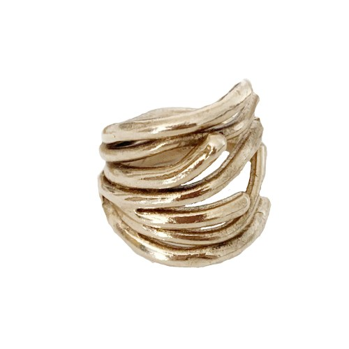 Matuta Gioielli Flame anello HOMI Fashion Jewels Exhibition Community