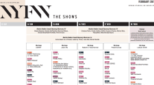 New York Fashion Week - NYFW The Shows - February 2021 Schedule