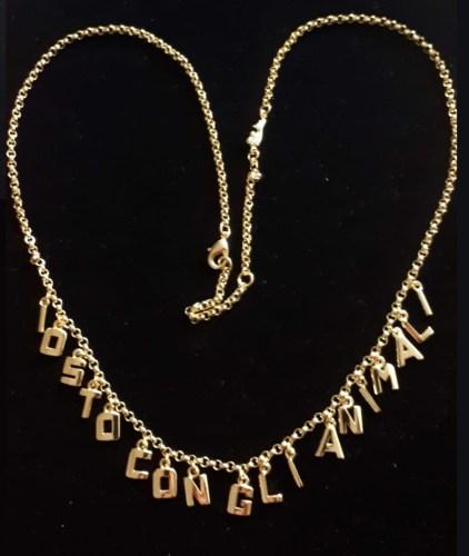 Palladino Design Jewelry Io sto con gli animali HOMI Fashion Jewels Exhibition Community