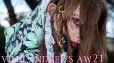 Vinti Andrews Autumn Winter 2021 Womenswear LFW Digital Film