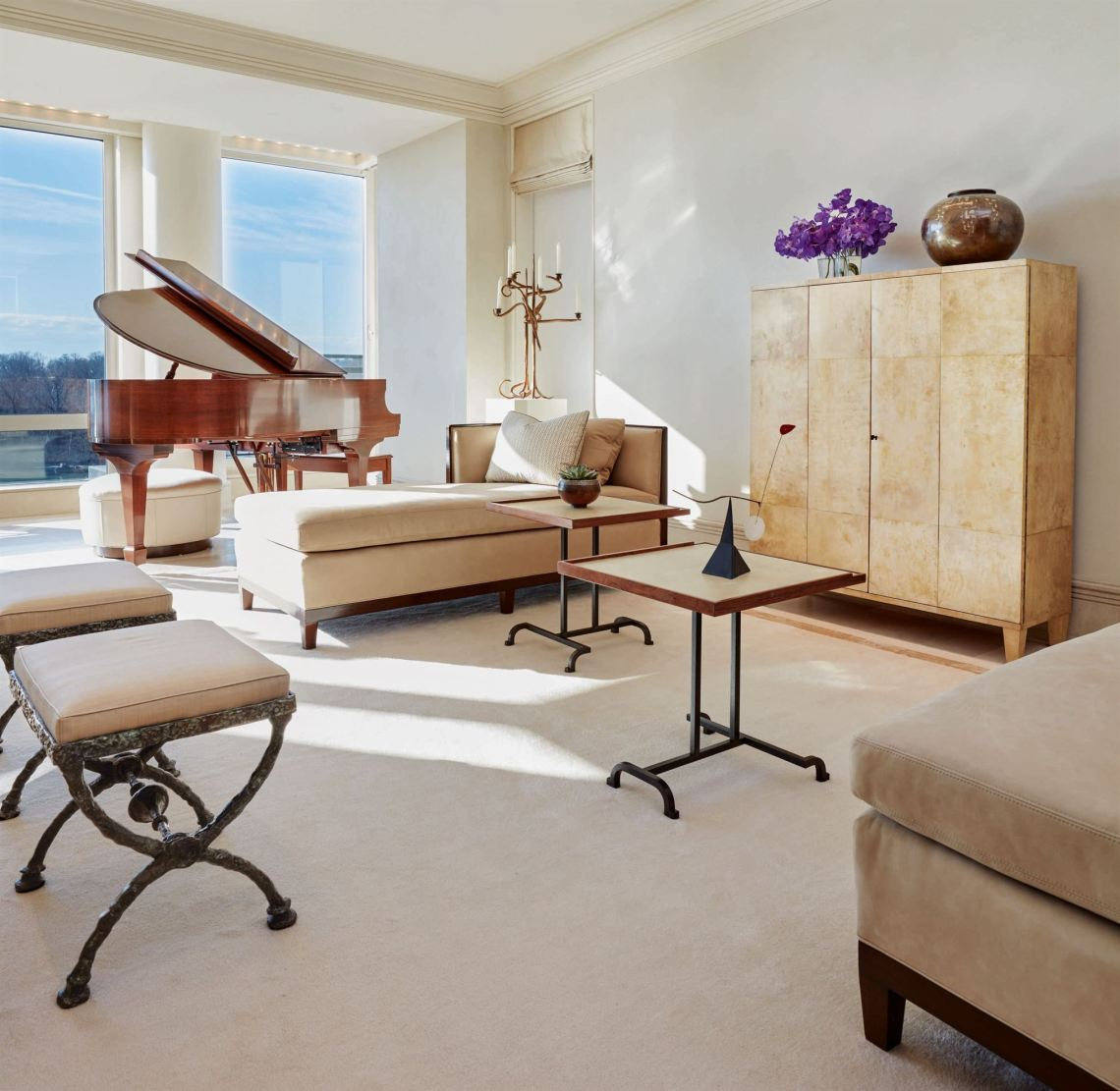 Michelle Smith Living Room Interior