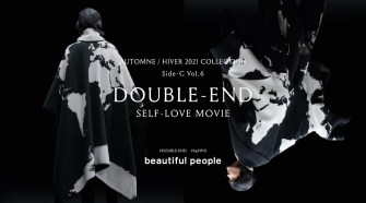 "Beautiful People Fall/Winter 2021 Paris Collection ""Side-C Vol.6 DOUBLE-END"""