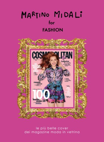 Martino Midali for Fashion: Cosmopolitan cover