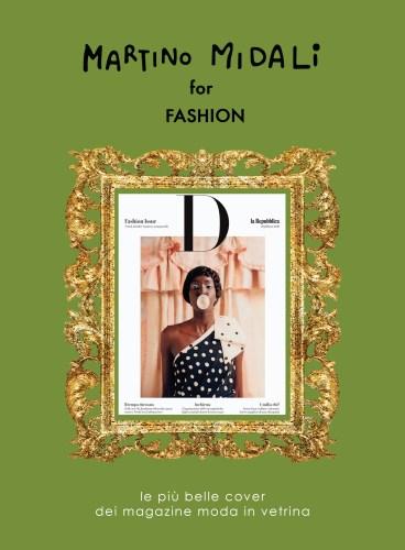 Martino Midali for Fashion: D La Repubblica cover