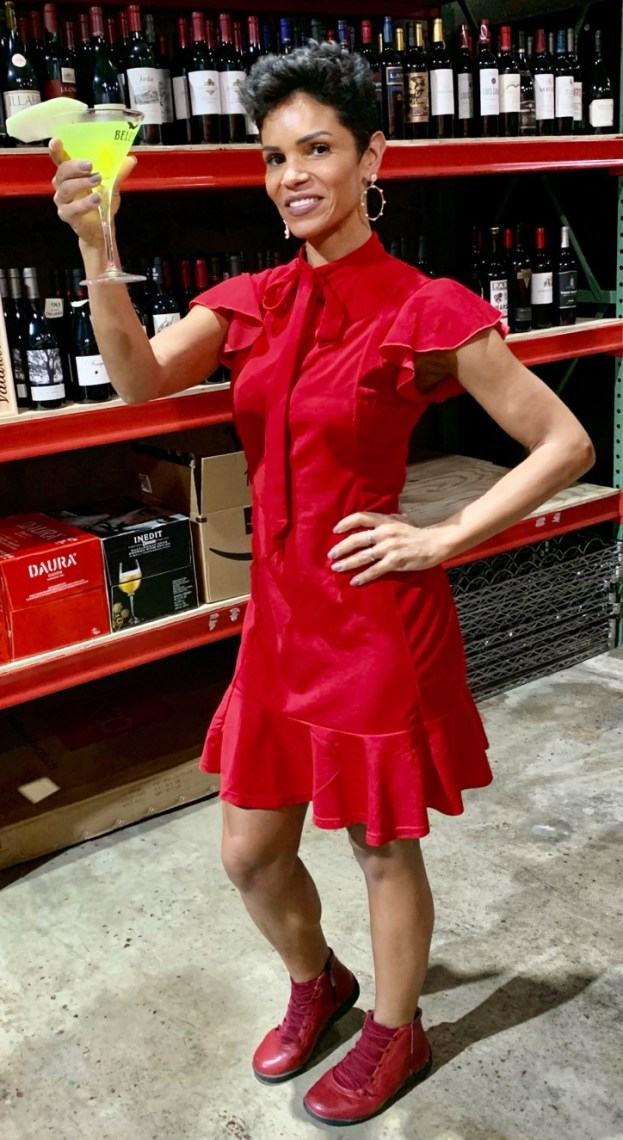 Pictured: Sonia Bruce, co-owner of LiquorSplit