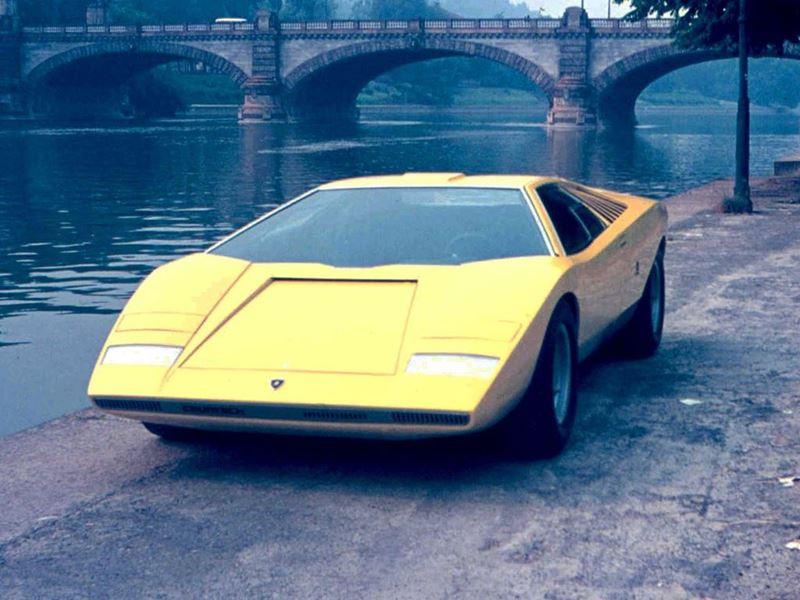 Lamborghini Countach LP 500 7