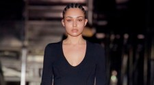 COPERNI AW21 FIRST EVER 'DRIVE-IN' RUNWAY AT PARIS FW