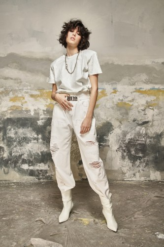 Nolita Jeans and Shirt