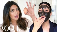 Priyanka Chopra, Kourtney Kardashian and More Share Their Best DIY Beauty Secrets | Vogue