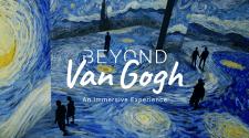 BEYOND VAN GOGH EXHIBIT IN MIAMI AT THE ICE PALACE STUDIOS 6
