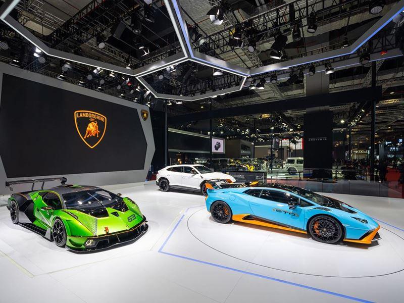Lamborghini @ Shanghai 2021 2