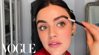 Lucy Hale's 25-Step Guide to Everyday Makeup | Beauty Secrets | Vogue