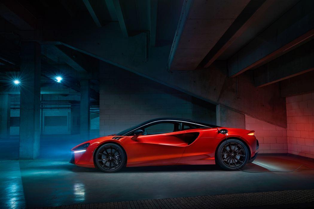 All-new McLaren Artura High-Performance Hybrid powertrain