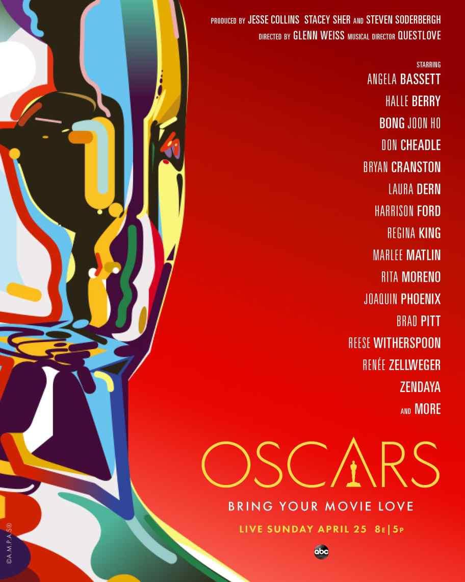 93RD OSCARS® ALL-STAR CAST REVEALED