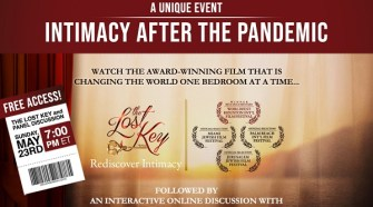 Bari Lyman joins 'Intimacy After the Pandemic' Panel