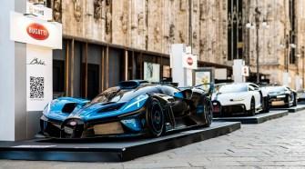 The Bugatti Chiron Super Sport – World Premiere at the Milano Monza Motor Show