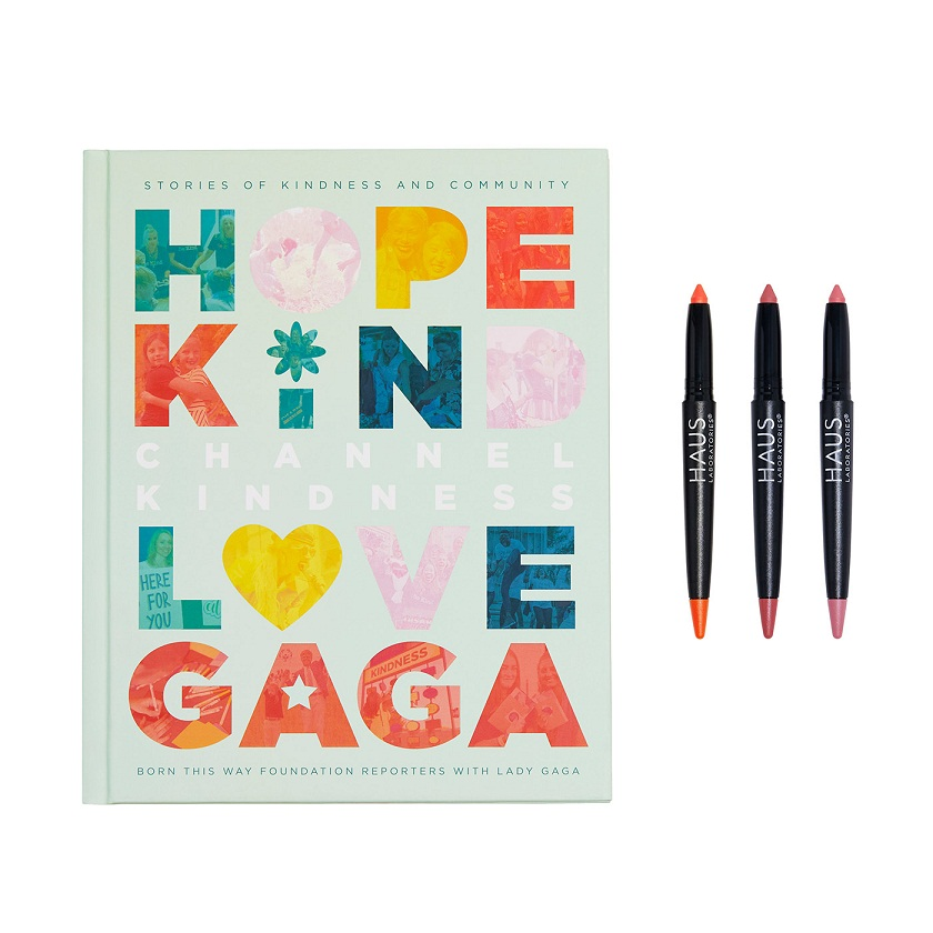 """Haus Laboratories Makeup By Lady Gaga Launches Collectible, Limited-Edition """"BAD KID VAULT"""" Makeup Set"""
