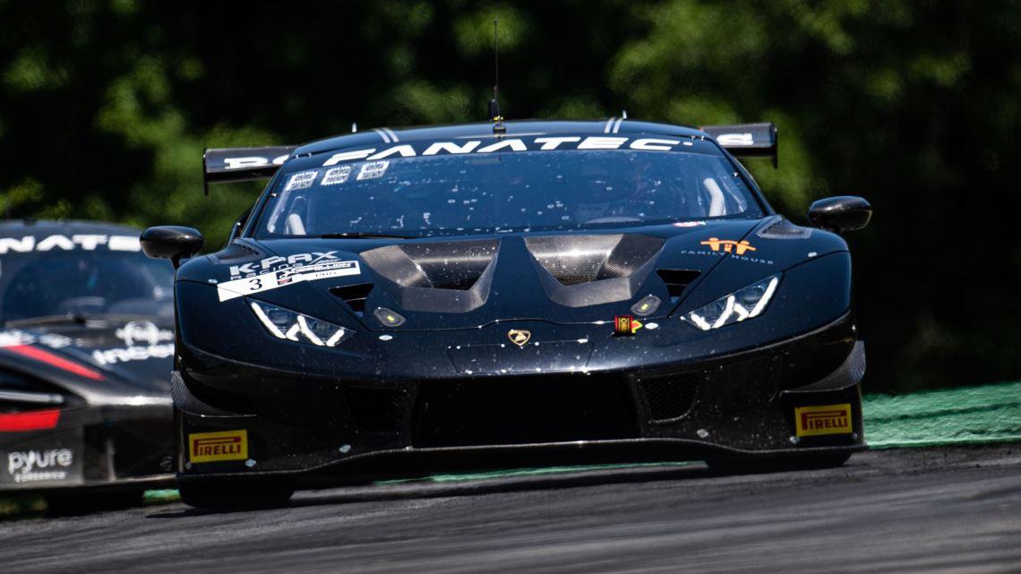Lamborghini Huracán GT3 EVO - GT World Challenge America - VIR (7)