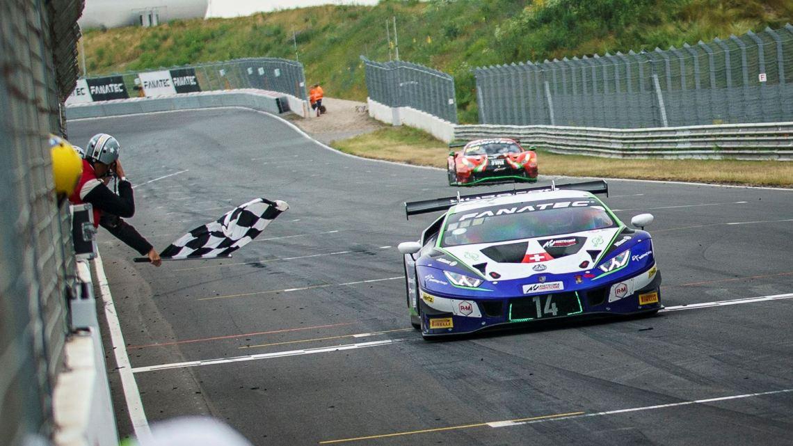 Lamborghini Huracán GT3 EVO - GTWC Europe - Emil Frey Zandvoort