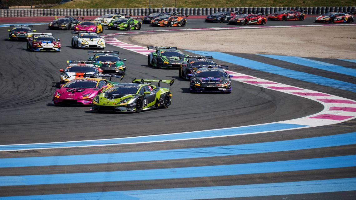 Lamborghini Super Trofeo Europe - Paul Ricard - Balthasar-Watt