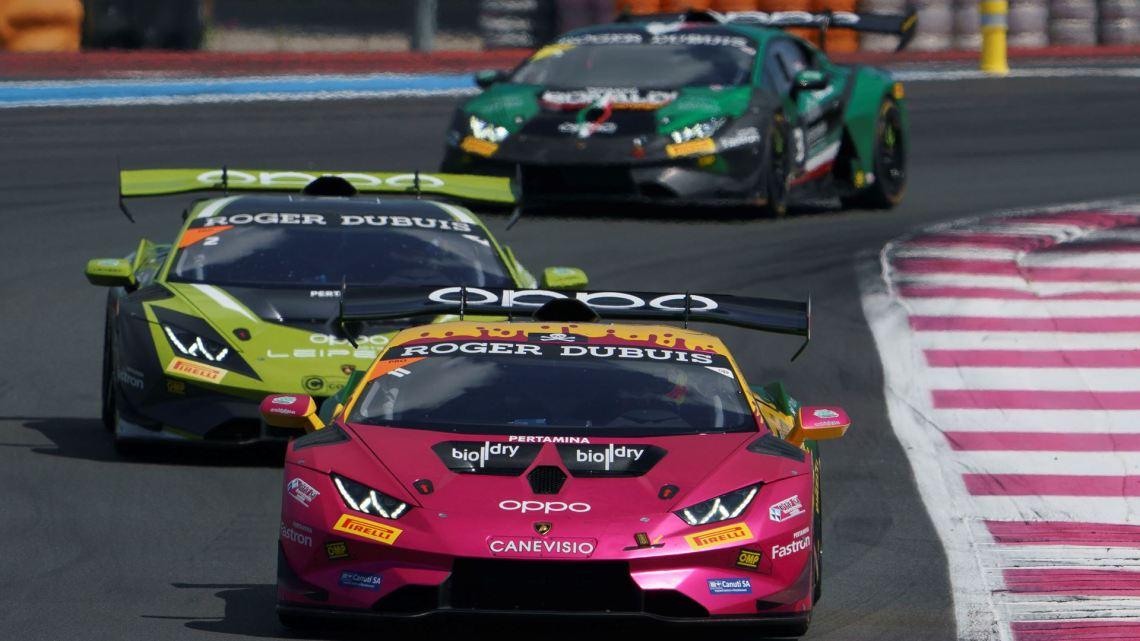 Lamborghini Super Trofeo Europe - Paul Ricard - Gilardoni-Pulcini