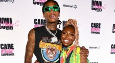 Wiz Khalifa Joins Celebs in LA for Unforgettable Performance at UOMA Beauty Launch